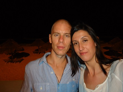 markjen cancun night