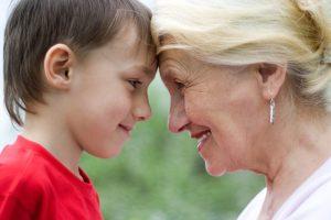 child and senior