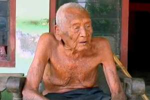 Mbah Gotho from Indonesia