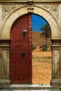 arab-door